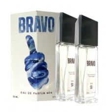 REF. 100/313 - Bravo Men 50 ml (EDP)