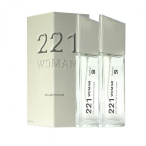 REF. 50/100 - 221 Woman 50 ml (EDP)