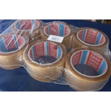 Fita Tesa Pack Transparente 66MMx50MM